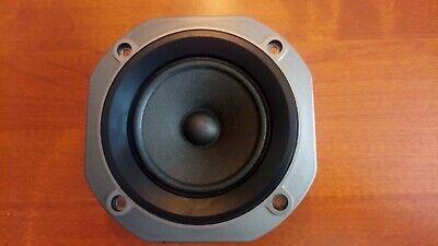 1pcs 66mm 6Ohm 6Ω 15W 25-Core Silk Film Tweeter Audio Speaker Stereo Loudspeaker
