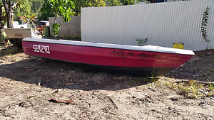 4.6 Caribbean cut down to open fishing boat Victoria Point Redland Area Preview