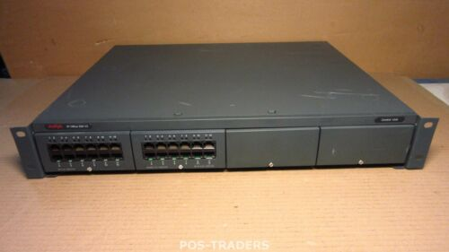 Avaya 700476005 IP Office 500 V2 Phone System Control Unit INCL 2X 12-PORT MODUL