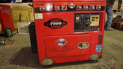 Tahoe Diesel Generator