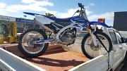 YZF450 2014 Mandurah Mandurah Area Preview