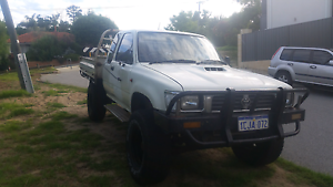 One of a kind Hilux Bedford Bayswater Area Preview