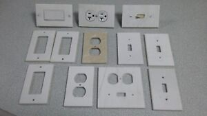 Marble Wall Plates & Marble items