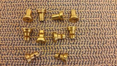 25 Tipssprayingsystemsteejet Tk-1 Brasswideangle Spray Tipsimilar To Tk-vs1
