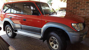 1999 Toyota Other Wagon Raymond Terrace Port Stephens Area Preview