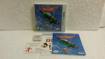 Jeu Vidéo Nintendo 3DS/2DS Planes Complet VF XL X Nintendo Disney Interactive