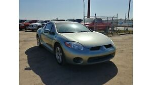 2008 Mitsubishi Eclipse GS 2.4L 4 cyl. Heated Seats!! Subwoofer!