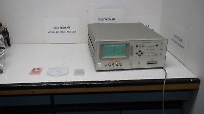 Agilent 4285a 75 Khz - 30 Mhz Precision Lcr Meter Op001004