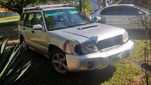 2001 Subaru Forester Wagon Sutherland Sutherland Area Preview