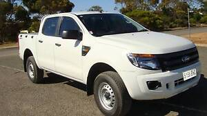2015 Ford Ranger px xl double cab Hi Rider utility Dublin Mallala Area Preview