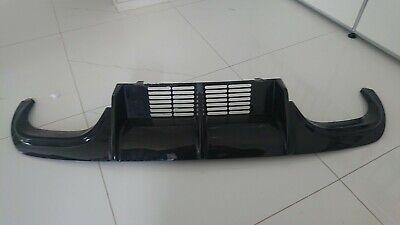 ORIGINAL Heckdiffusor für  Mercedes CLK 63 AMG Black Series W209 aus Carbon