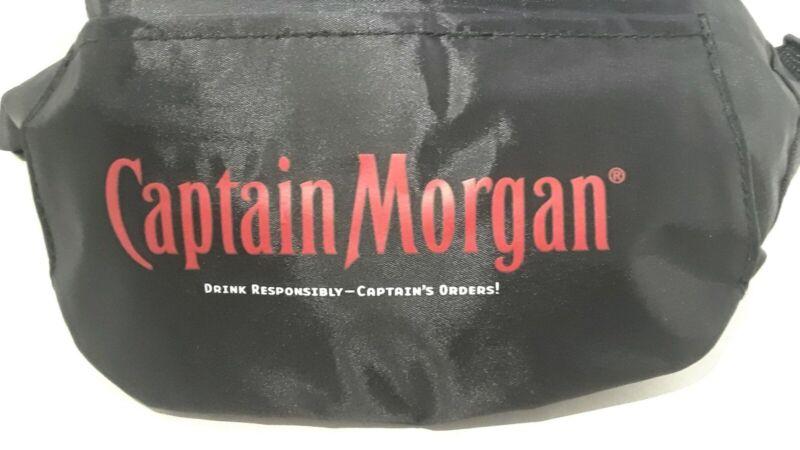 New Rare Captain Morgan Advertising Limited Edition Fanny Pack Salesman