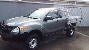 2013 Mazda Bt=50 freestyle 4x2 Highrider Richmond Hawkesbury Area Preview