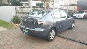 **2007 Mazda 3** REGO - RWC - WARRANTY - LOW KS - Labrador Gold Coast City Preview
