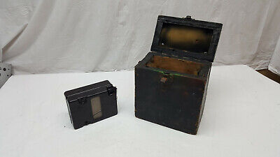 Megger Insulation Tester By James G Biddle Made In England Midget Type