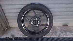 Ninja 250 Wheel incl tyre Green Point Gosford Area Preview