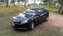 2010 Holden Cruze Sedan Mareeba Tablelands Preview