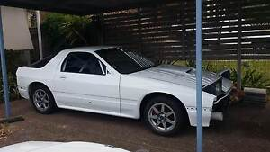 1987 Mazda RX7 Turbo Rolling Shell FC3S Rathmines Lake Macquarie Area Preview