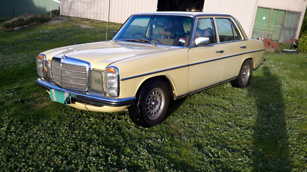 Mercedes-Benz 240 d 1976 Drouin Baw Baw Area Preview