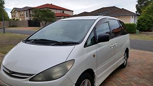 2000 Toyota Estima 8 seater Arundel Gold Coast City Preview