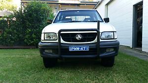 Holden  Rodeo duel cab ute 2002 Kotara South Lake Macquarie Area Preview