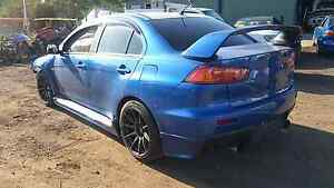 Mitsubishi Evo X 10mr WRECKING ALL PARTS SST Berkshire Park Penrith Area Preview
