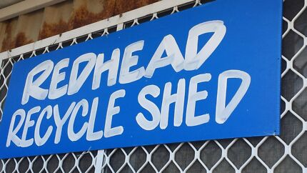Redhead Recycle Shed Redhead Lake Macquarie Area Preview