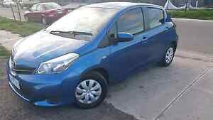 2013 toyota yaris 11 months registration and Rwc Roxburgh Park Hume Area Preview