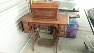 Singer Treadle Sewing machine sold pending p/u Taree Greater Taree Area Preview