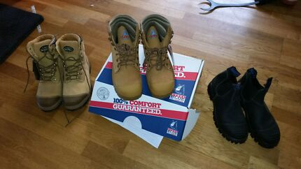 Work boots  Parkwood Canning Area Preview