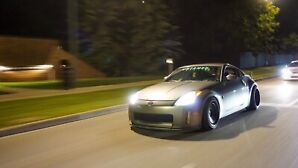 03 nissan 350z track package, supercharged