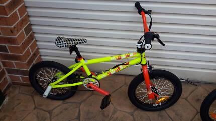 Gt kids 16 inch bmx bike