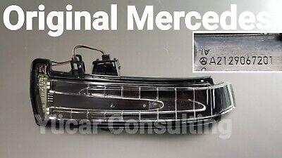 Original Mercedes Benz Blinker Spiegelblinker links A2129067201 W212 W204 W176 -