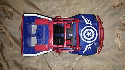 Captain America Plastic Shield (Captain America The First Avenger Shield Assault 4x4 Hasbro Marvel)