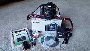 Canon EOS 60D (EF-S 18-55 IS II Kit) Quakers Hill Blacktown Area Preview
