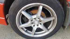 Wheels and Alloy rims. 195/55r16 Blacktown Blacktown Area Preview