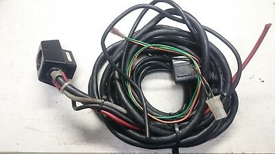 Motorola Syntor X9000 Control Head Cable Hkn4241a
