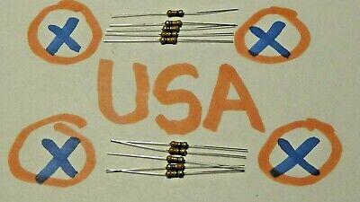 330 Ohm Resistor - Carbon Film - 10pcs - 14 Watt - 5 - 330r - Ships Today