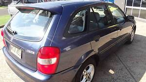 2000 MAZDA ASTINA AUTOMATIC HATCHBACK Richmond Hawkesbury Area Preview