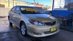 2002 Toyota Camry Sportivo ! Fully Serviced ! Like New Condition Granville Parramatta Area Preview
