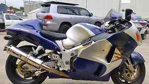 2001 Suzuki Hayabusa gsx1300r sell or swap Morphett Vale Morphett Vale Area Preview