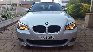 2005 BMW 525i M Sport Sedan Tranmere Campbelltown Area Preview