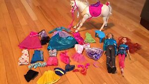 Barbie items $5 for all