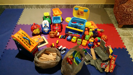Mixed toddler boys toys