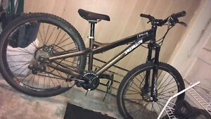 Specialized p3 with extra forks and wheel