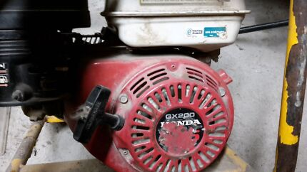 Good old reliable Honda generator will never let you down Bligh Park Hawkesbury Area Preview