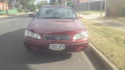 2002 Toyota Camry Touring