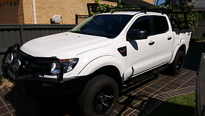2013 Ford Ranger 128ks Auto 3.2lt Wattle Grove Liverpool Area Preview