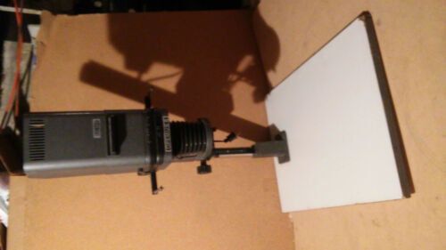 MEOPTA OPEMUS 6 Darkroom Enlarger WITH BULB, NEGATIVE CARRIER AND HOLDER