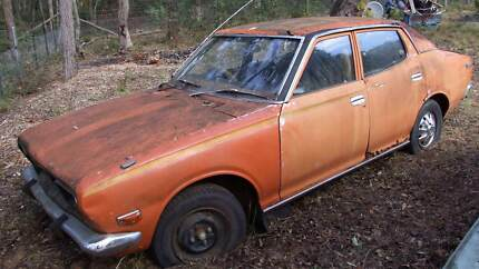 1975 Datsun 180B Sedan Clarence Lithgow Area Preview